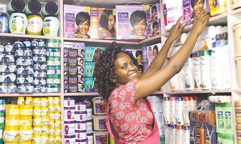 darling kenya hair shop cosmetics shop business idea in kenya how to run