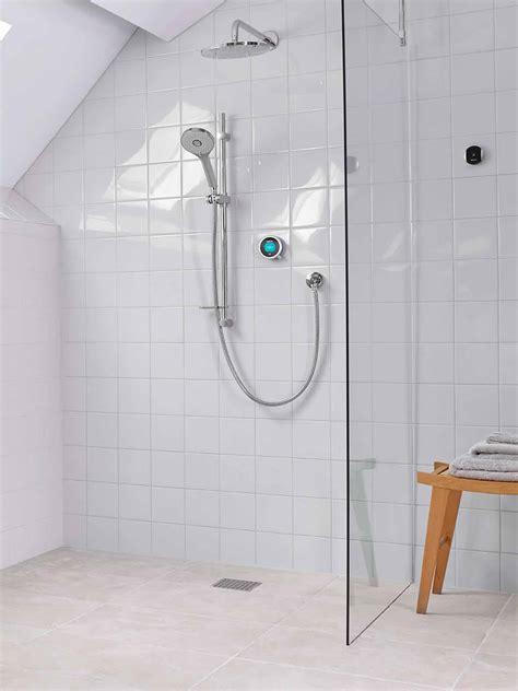 Aqualisa Showers by Showers Electric Mixer Digital Aqualisa