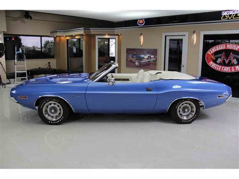 71 challenger for sale 1971 dodge challenger for sale classiccars cc 888283