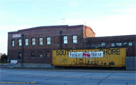 freight house milwaukee road freight house south shore boxcar davenport iowa jpg photo