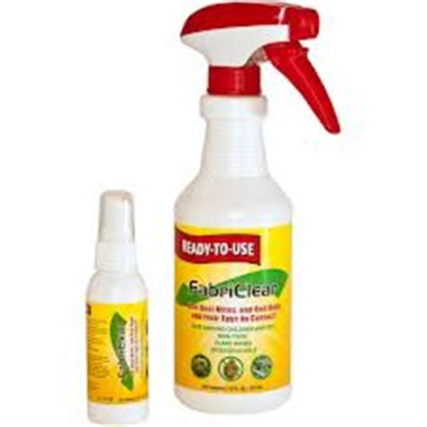 as seen on tv bed bug spray fabriclear bed bug spray as seen on tv