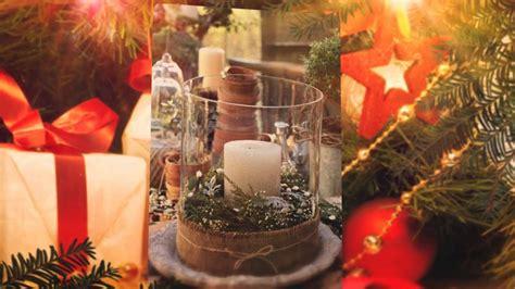 ideas de centros de mesa para navidad manualidades navide 241 as f 225 ciles