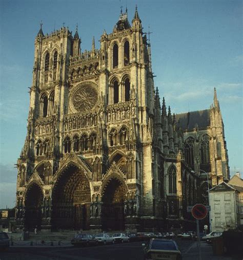 gothic architecture medieval architecture high gothic