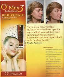 serum wajah o2max3 mempunyai banyak manfaat harga o2max3