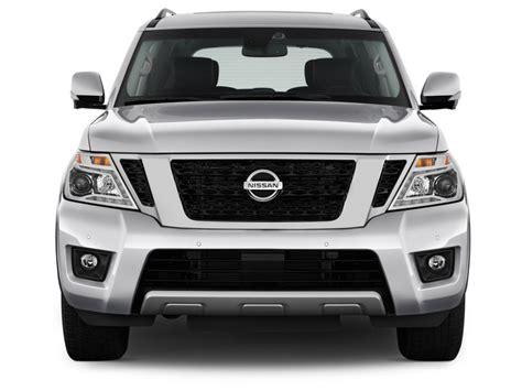 2017 nissan armada exterior image 2017 nissan armada 4x4 platinum front exterior view