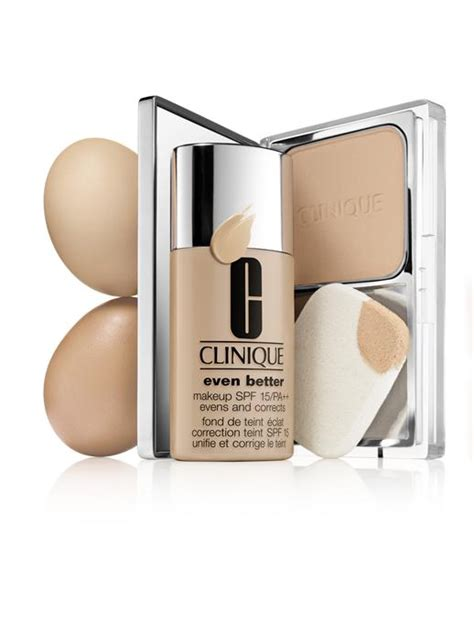 Clinique Even Better Foundation clinique even better foundation now in a compact lippy