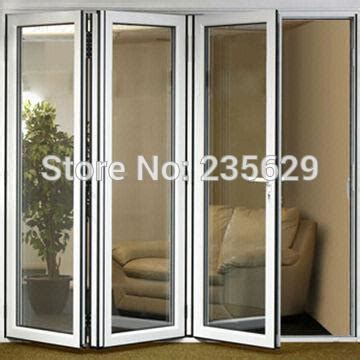 Aluminium Bi Folding Exterior Doors Aluminum Folding Door Aluminum Doors Exterior