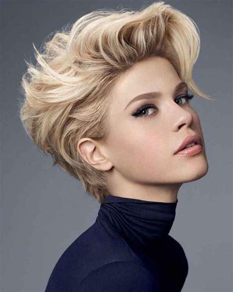 ideas  beautiful  elegant short haircuts
