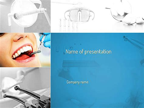 dental treatment plan presentation template dental care presentation template for powerpoint and