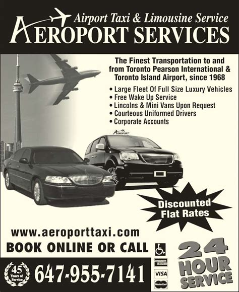 car service ad aeroport taxi limousine service mississauga on 849