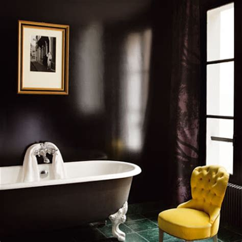 dark purple bathrooms grayson a different shade of grey design yummy colour