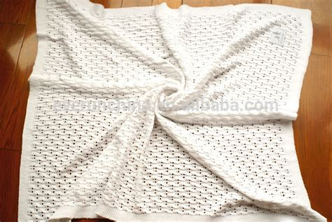 baumwolle fleece decke 50db71 4 100 cotton pierced weave baby security blanket