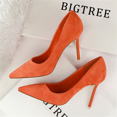 Office Heels 9cm new pumps classice 9cm high heels shoes fashion