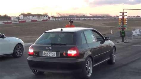 Audi A3 Turbolader by Audi A3 Turbo Vs Bmw Racha Noturno Caruaru Youtube