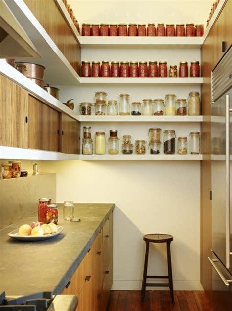 speisekammer ideen 20 tolle speisekammer ideen aufbewahrung lebensmitteln