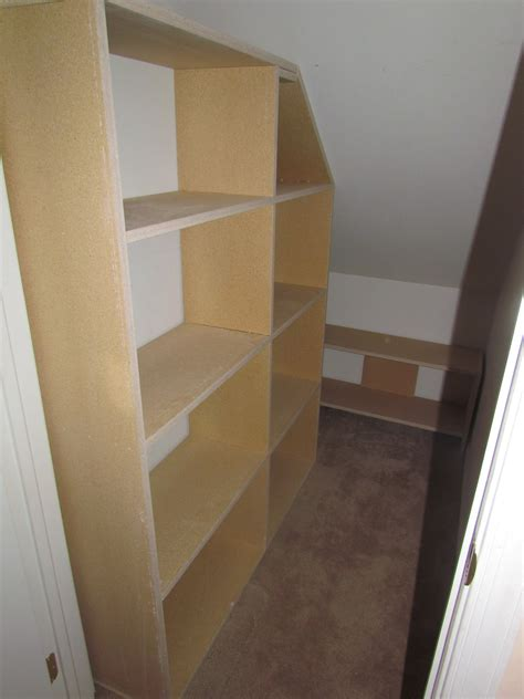 Closet The Stairs by Blessings Of A Stay At Home Coat Closet Organization