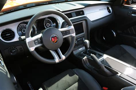 Saleen Interior by The 2014 Saleen 351 Black Label Revealed