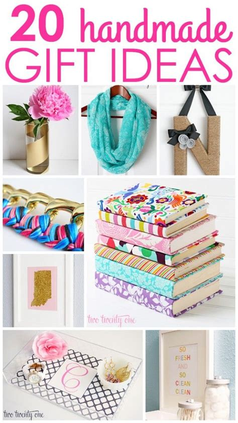 Handmade Gifts Book - 9 best images about gift ideas on