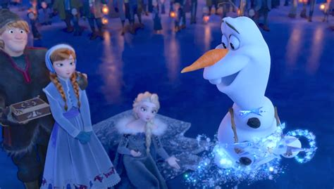 film coco awalnya frozen olaf s frozen adventure trailer unveils the disney short