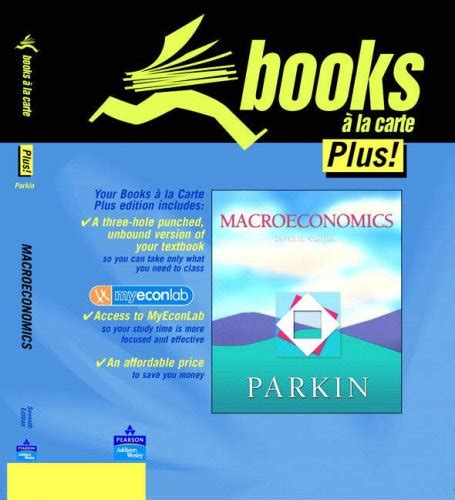 macroeconomics books macroeconomics books a la carte edition 9780321287533