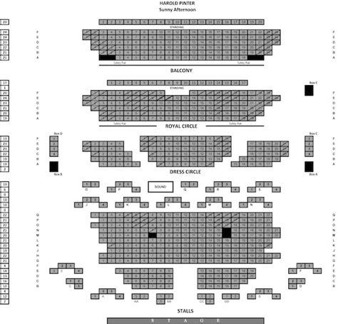 Grand Opera House York Seating Plan The Grand Opera House York Seating Plan House Plans
