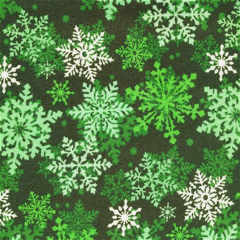 christmas pattern green candy cane flannel 14043716 christmas fabric by fabri