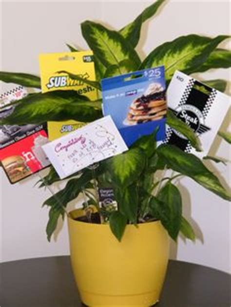 how to make a gift card tree 1000 images about retirement ideas on