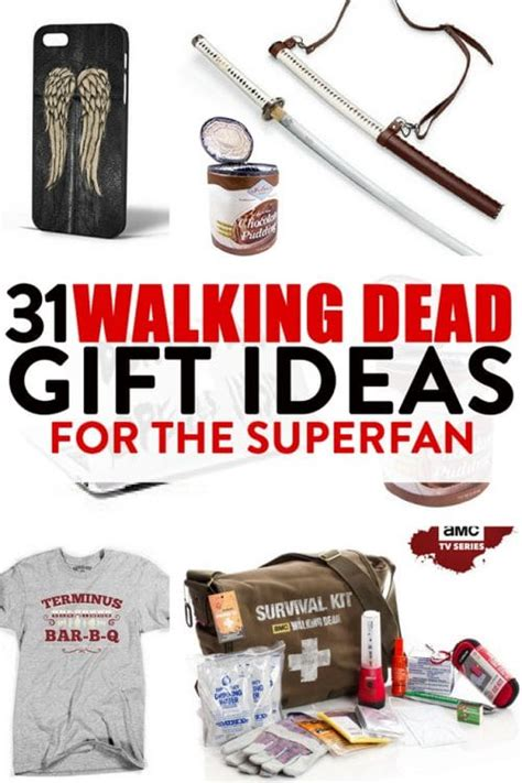gift ideas for the kitchen 31 walking dead gift ideas for the superfan the