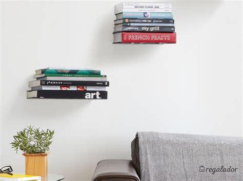 estantes invisibles estante invisible para libros en regalador