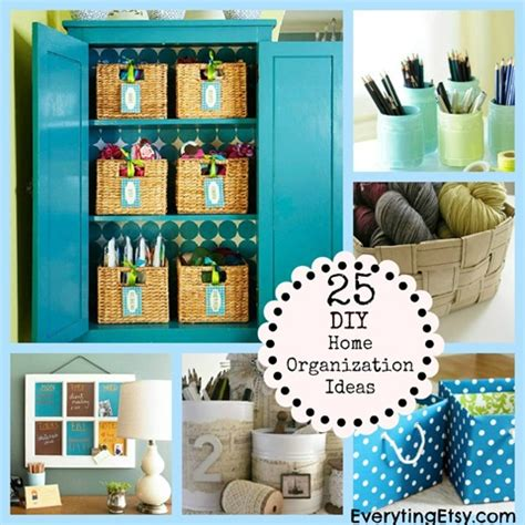 Storage Ideas Diy 10 Crafty Ways To Organize Diy Organization