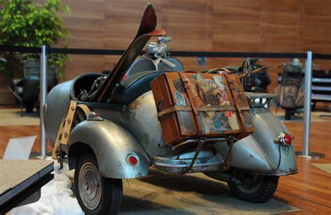 Gebraucht Motorrad H Ndler Sterreich by Vespa World Days 2009 Event