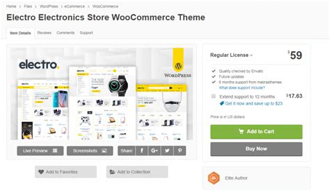wordpress themes electronics store top 10 best wordpress ecommerce themes check live demo now