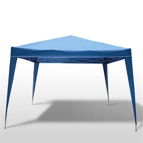 pavillon blau pavillon de jardin 3x3 m bleu magasin en ligne gonser