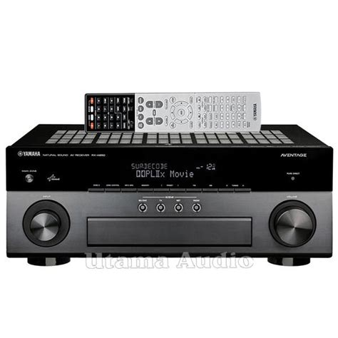 Home Theater Termurah yamaha rx a 850 utama audio