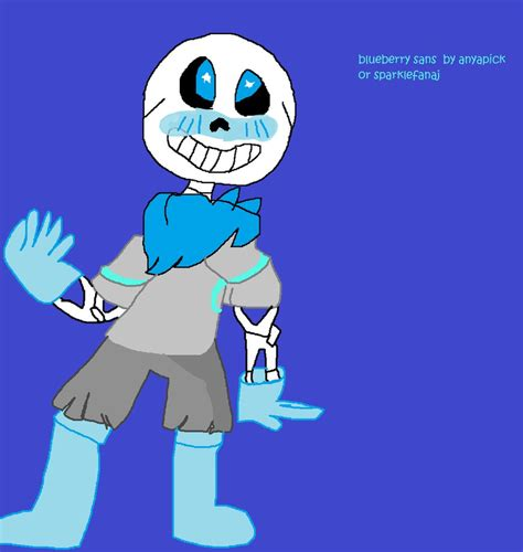 blueberry sans by da cat on deviantart