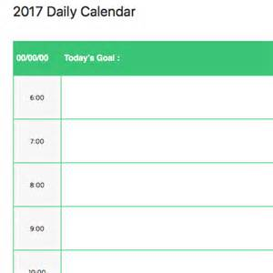 template for daily calendar search results for weekly calendar for evernote
