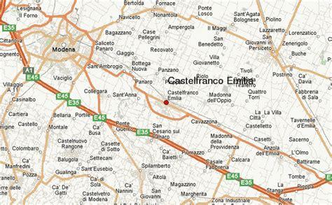 castelfranco emilia castelfranco emilia location guide