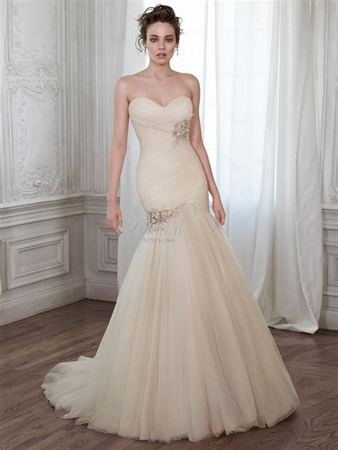 Wedding Dresses Lacy by Maggie Sottero Couture Bridal