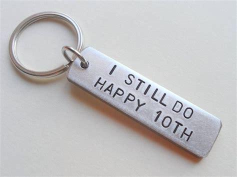 10 year anniversary gift for aluminum aluminum anniversary gifts best 25 10th anniversary gifts
