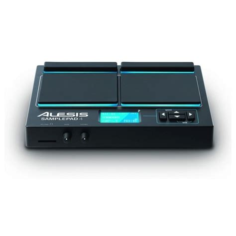 alesis sle pad 4 stand alesis slepad 4 with module mount and stand gear4music