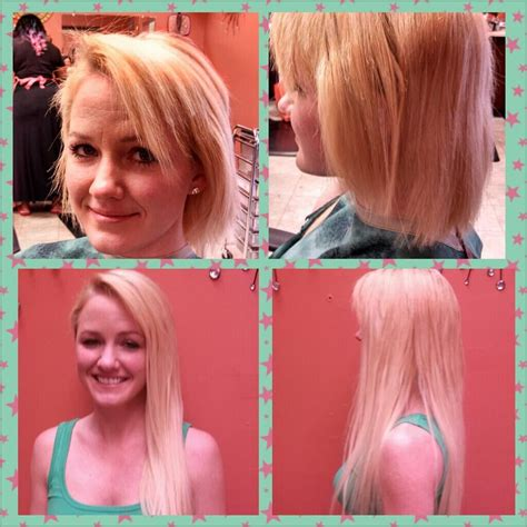 fusion hair extensions before and after before and after fusion hair extensions yelp