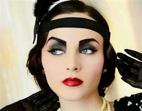 pictures of 1920s makeup 1920s beauty trends the deco haus blog