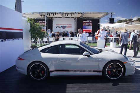 Porsche Rennsport by Porsche Unveils 911 Carrera Gts Rennsport Reunion Edition