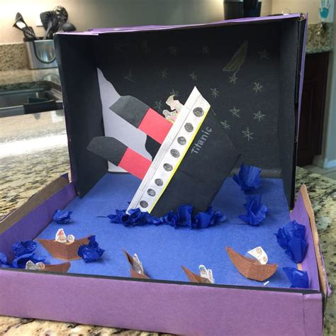 How To Make A Diorama Out Of Paper - 17 best images about lectura on anchor charts