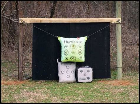 best backyard archery target stall mat backstop archery pinterest traditional