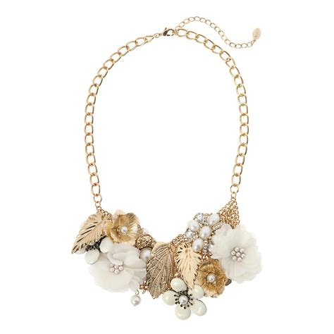 statement necklace aldo 20