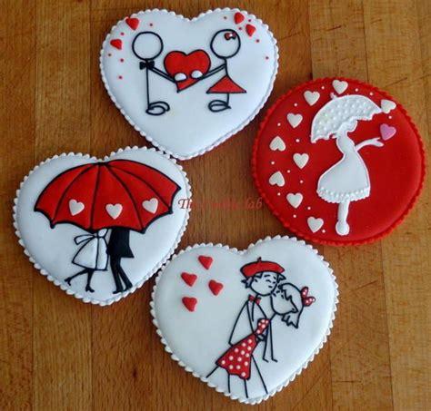 Cookies Handmade - 17 mejores ideas sobre galletas de san valent 237 n en