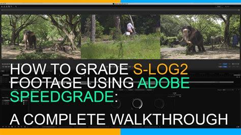 speedgrade workflow adobe speedgrade workflows wolfcrow