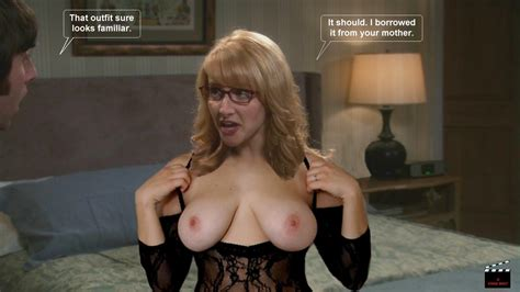 Big Nude Melissa Rauch Tits Hot Girls Wallpaper