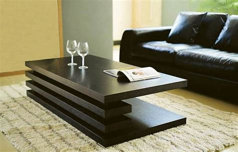 wooden living room tables modern versa coffee table